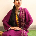 Stylish Causal Wear Summer Collection 2013 By Coral Stitch 004