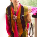 Stylish Causal Wear Summer Collection 2013 By Coral Stitch 009