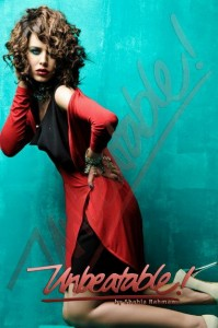 Unbeatable Stylish Party Wear Collection 2013 For Ladies 002