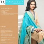 Vaneez Ahmad Party Wear Dress Summer 2013 For Women 002