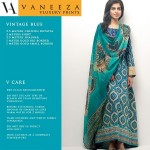 Vaneez Ahmad Party Wear Dress Summer 2013 For Women 003