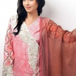 Vaneez Ahmad Party Wear Dress Summer 2013 For Women 004