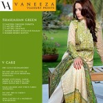 Vaneez Ahmad Party Wear Dress Summer 2013 For Women 005