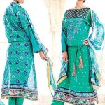 Vogue Silk Eid Special 2013 By Five Star For Women 002