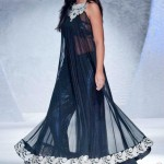 Waseem Noor Semi-formal Wear Collection 2013 For Young Girls 002