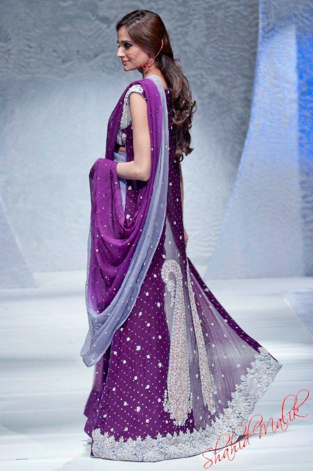 Waseem Noor Semi-formal Wear Collection 2013 For Young Girls 004