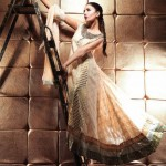 Waseem Noor Semi-formal Wear Collection 2013 For Young Girls 005