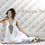 Waseem Noor Semi-formal Wear Collection 2013 For Young Girls 006