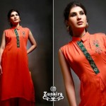 Zunaira Lounge Casual Wear Collection 2013 For Women 004