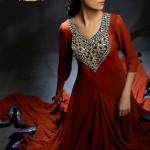 Zunaira Lounge Formal Wear Summer Dressses 2013 For Girls 005