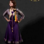 Zunaira Lounge Formal Wear Summer Dressses 2013 For Girls 008