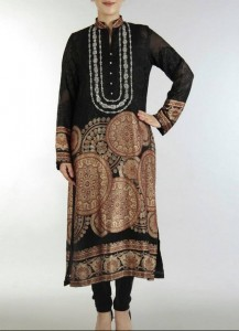 Aamna Aqeel Fall Dresses Collection 2013 002