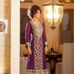 Ahsan Hussain Stylish Formal and Bridal Wear 2013 002