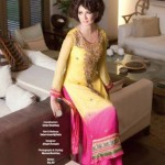 Ahsan Hussain Stylish Formal and Bridal Wear 2013 003