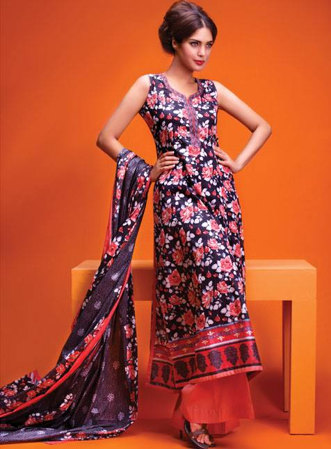 Al Karam Mid Summer Collection 2013 For Women 001