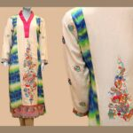 Al Karim Calligraphic Design Dresses 2013 For Fall Season 001