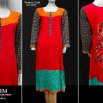 Al Karim Calligraphic Design Dresses 2013 For Fall Season 002