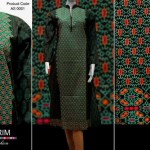 Al Karim Calligraphic Design Dresses 2013 For Fall Season 005