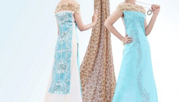 Attraction By Kamal Stylish Midsummer Latest Dresses 2013 001