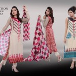 Attraction By Kamal Stylish Midsummer Latest Dresses 2013 005