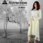 Attraction By Kamal Stylish Midsummer Latest Dresses 2013 007