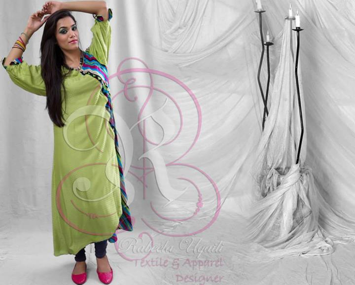 Badhi Eid Collection by Rabeela Uqaili For Women 005