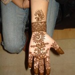 Bridal Mehndi Designs 2013-2014