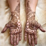 Bridal Mehndi Designs 2013-2014 3