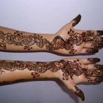 Bridal Mehndi Designs 2013-2014 4