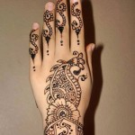 Bridal Mehndi Designs 2013-2014 6