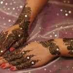 Bridal Mehndi Indian & Pakistani Hina Designs 2013 002