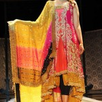 Cayma Emran on the Ramp - New York Fashion Show 1