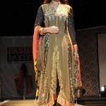 Cayma Emran on the Ramp - New York Fashion Show 6