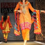 Cayma Emran on the Ramp - New York Fashion Show 8