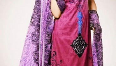 DAWOOD TEXTILE LATEST KUKI CONCEPTS LAWN LATEST DRESSES 2013 001