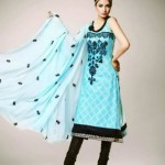 DAWOOD TEXTILE LATEST KUKI CONCEPTS LAWN LATEST DRESSES 2013 002