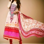 DAWOOD TEXTILE LATEST KUKI CONCEPTS LAWN LATEST DRESSES 2013 004