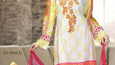 Dawood Hajiba Chiffon Lawn 2013 For Women 002