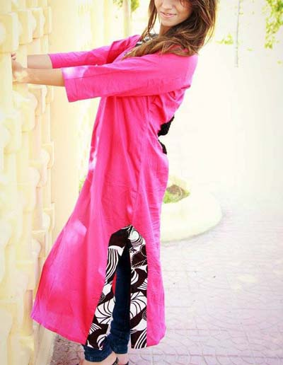 Desi Beads Latest Winter Dress Collection 2013-2014 For Women (1)