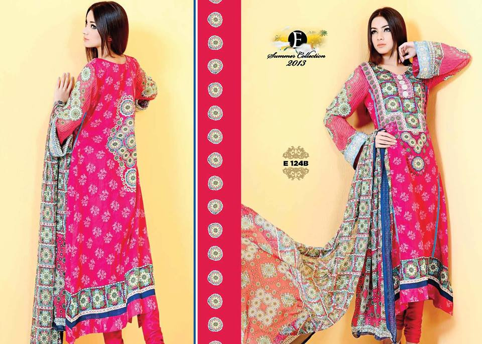 Eiza Midsummer Party Wear Dresses Collection 2013 by UA Textile 001
