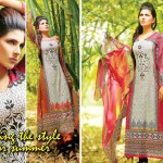 Eiza Midsummer Party Wear Dresses Collection 2013 by UA Textile 009