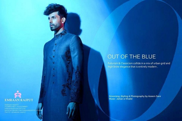 Fall Latest Dresses Collection 2013 For Men By Emraan Rajput 003
