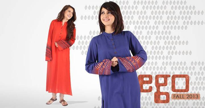 Fall Stylish Dresses Collection 2013 By Ego 001
