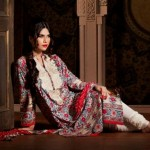 KHAADI STYLISH PRET WEAR INDIAN DRESSES 2013 004