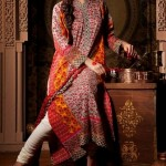 KHAADI STYLISH PRET WEAR INDIAN DRESSES 2013 005