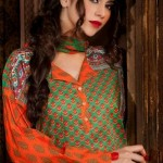 KHAADI STYLISH PRET WEAR INDIAN DRESSES 2013 006