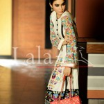 La Femme Embroidered Collection 2013 by Lala 009