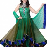 Latest Embroidered Frocks New Collection 2013-2014 For Bridals (3)