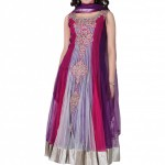 Latest Embroidered Frocks New Collection 2013-2014 For Bridals (5)
