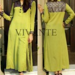 Latest Spring Fall Dresses 2013 by Vivante 002